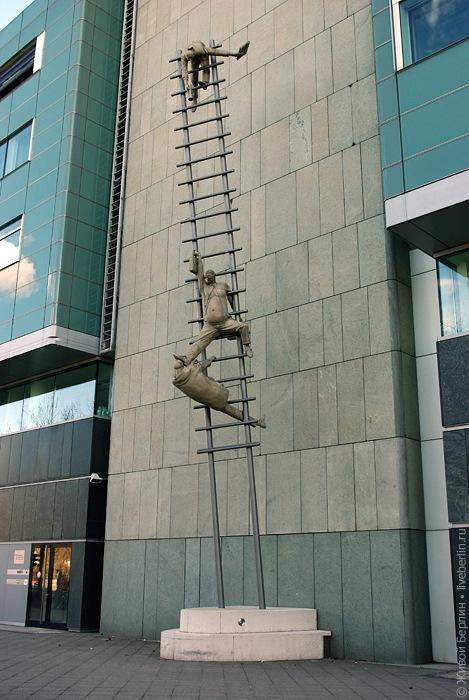 Карьерная лестница. Клик: место съемки накарте.