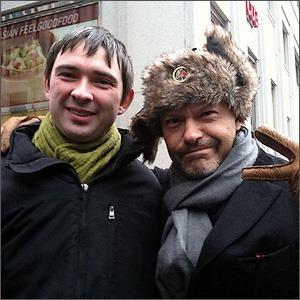 Серёжа Лукичёв и Федя Бондарчук