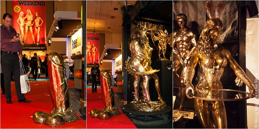 15. Совсем неэротическая выставка «Venus 2010», © LiveBerlin.ru