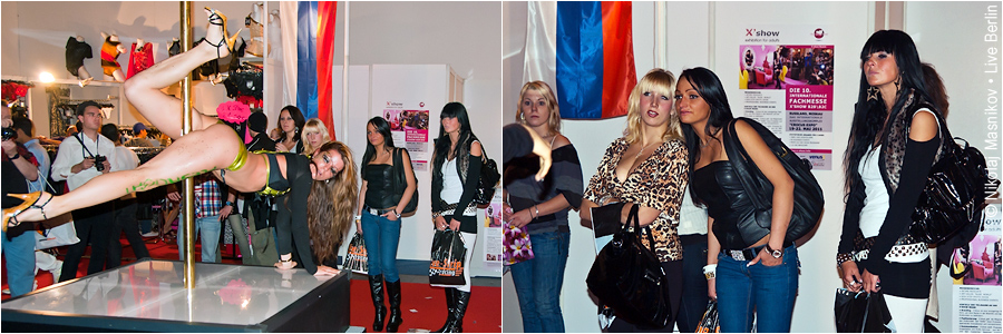 33. Совсем неэротическая выставка «Venus 2010», © LiveBerlin.ru