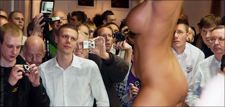 38. Совсем неэротическая выставка «Venus 2010», © LiveBerlin.ru